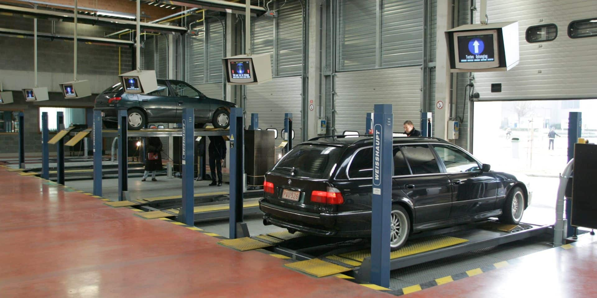 """Réouverture des centres de contrôle technique en Wallonie : voici les nouvelles mesures """"strictes"""""""