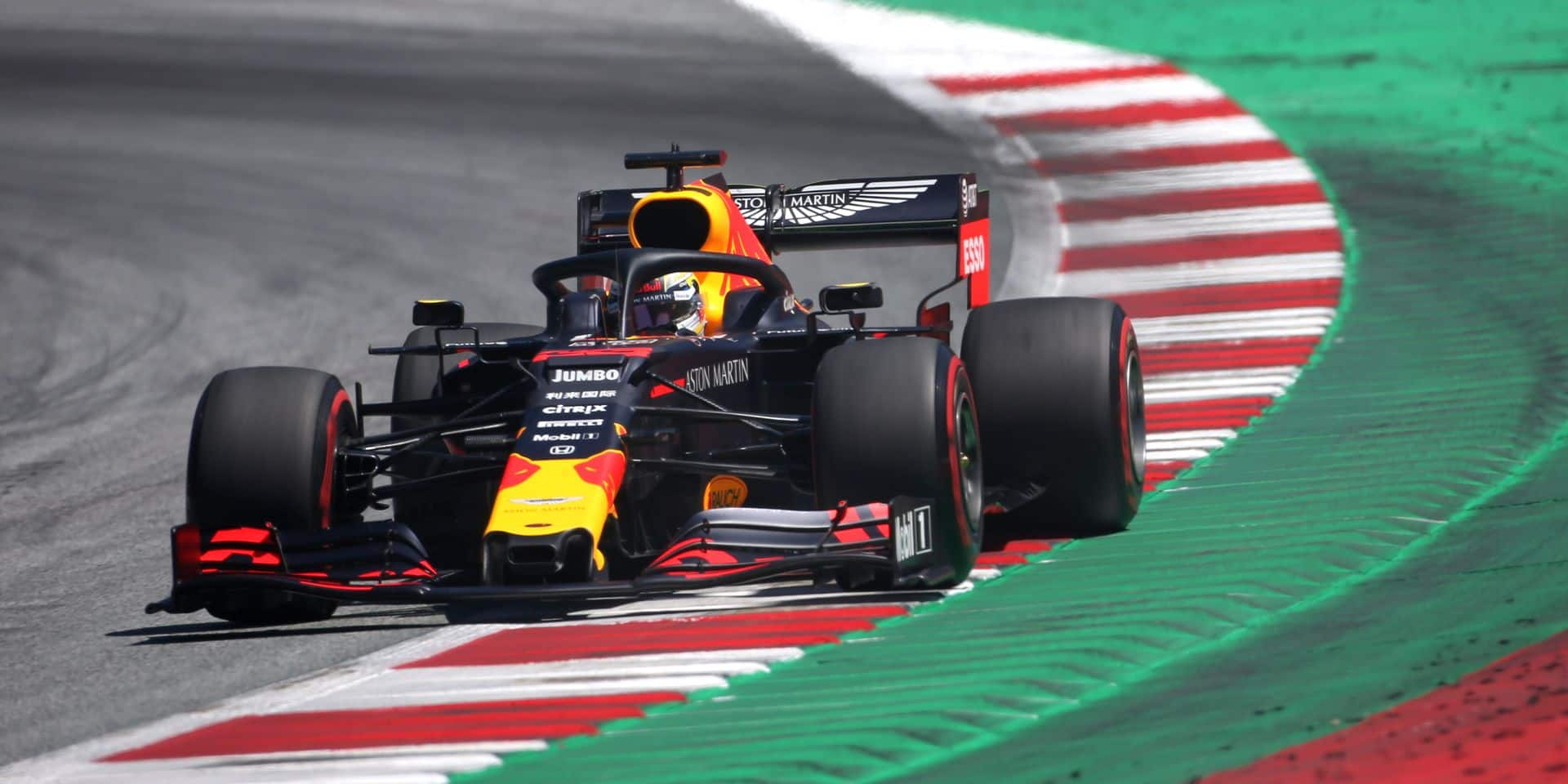 GP d'Autriche: Max Verstappen prive Charles Leclerc de la victoire!