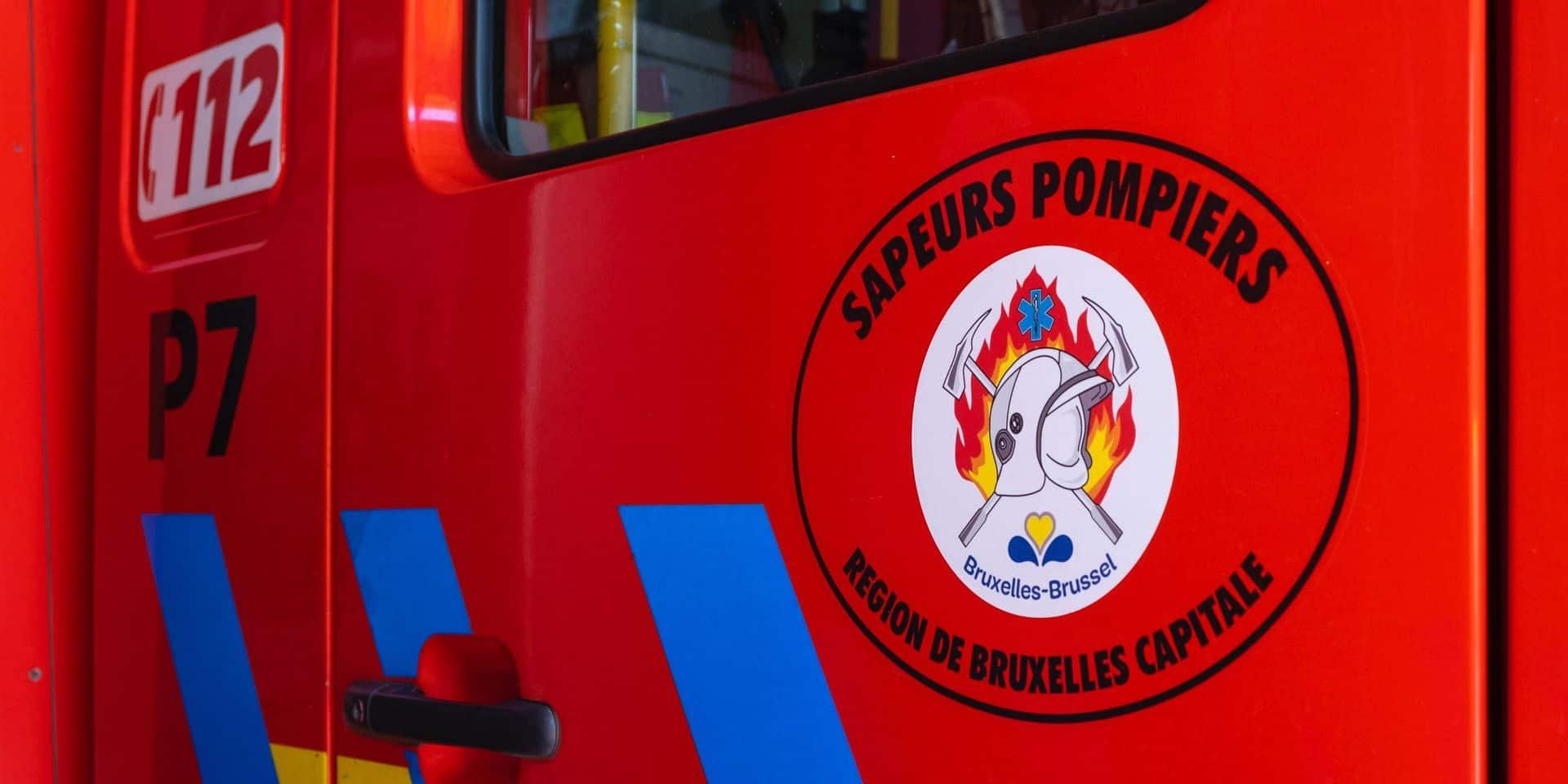 Trois jeunes héros sauvent des riverains d'un incendie à Ixelles