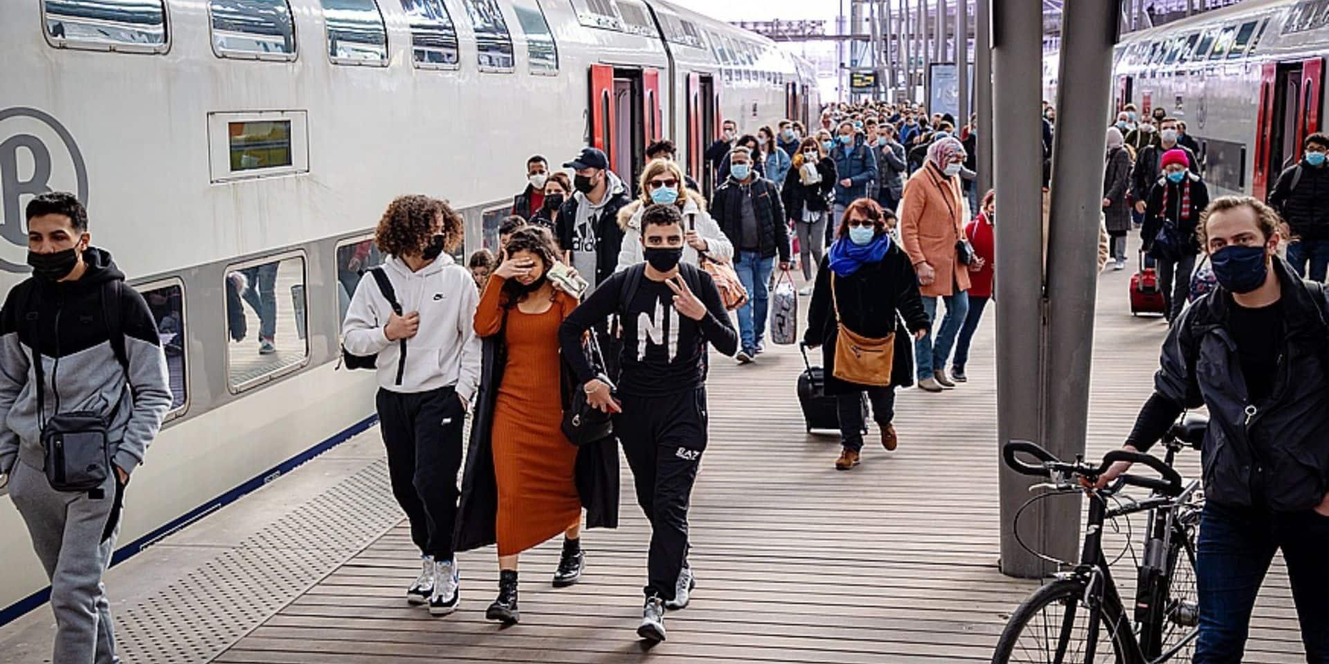 Pas de trains entre Bruges et Ostende durant les congés d'automne