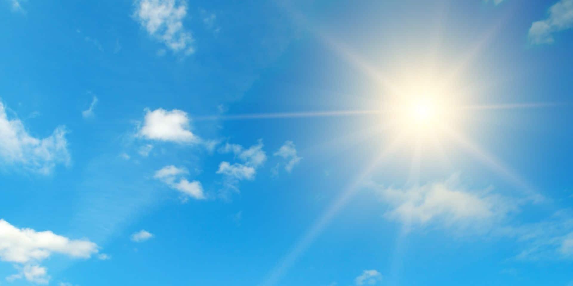 Du beau temps ce samedi, avec des maxima jusqu'à 23 degrés