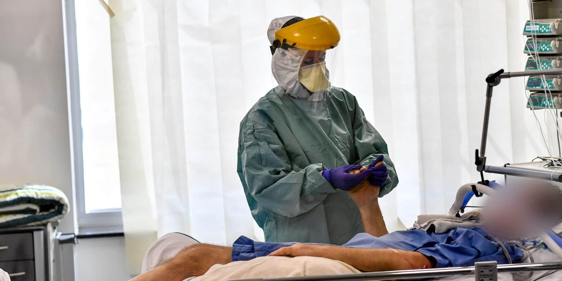 """""""Sur le fil au niveau du personnel"""", """"la course aux lits"""", """"fermeture de salles d'opération"""": état des lieux dans nos hôpitaux, de plus en plus sous pression"""