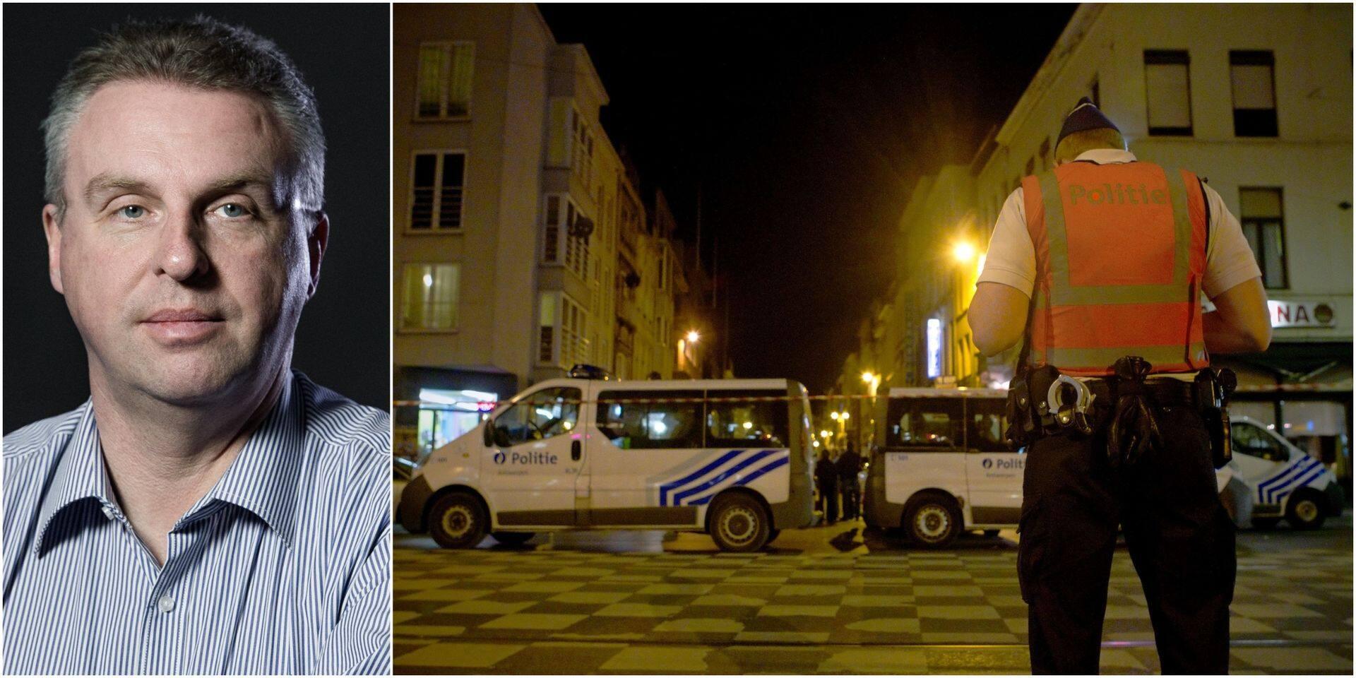 La Dernière Humeur: Tony Montana vit à Anvers