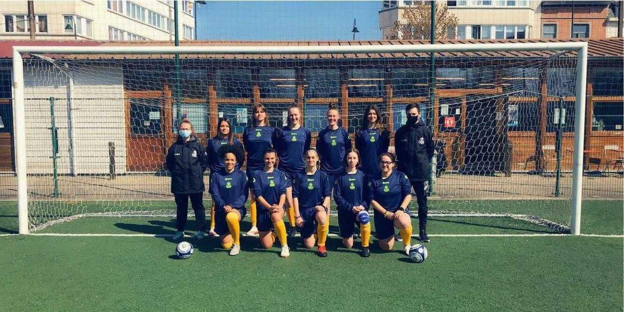 """Deux équipes féminines voient le jour à l'Union St-Gilloise: """"Notre club se devait d'avoir une section féminine"""""""