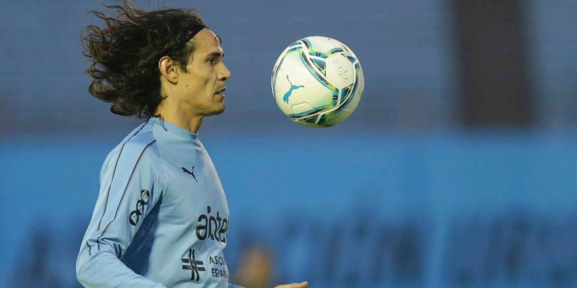 Le syndicat des footballeurs uruguayens défend Cavani et accuse la FA de discrimination