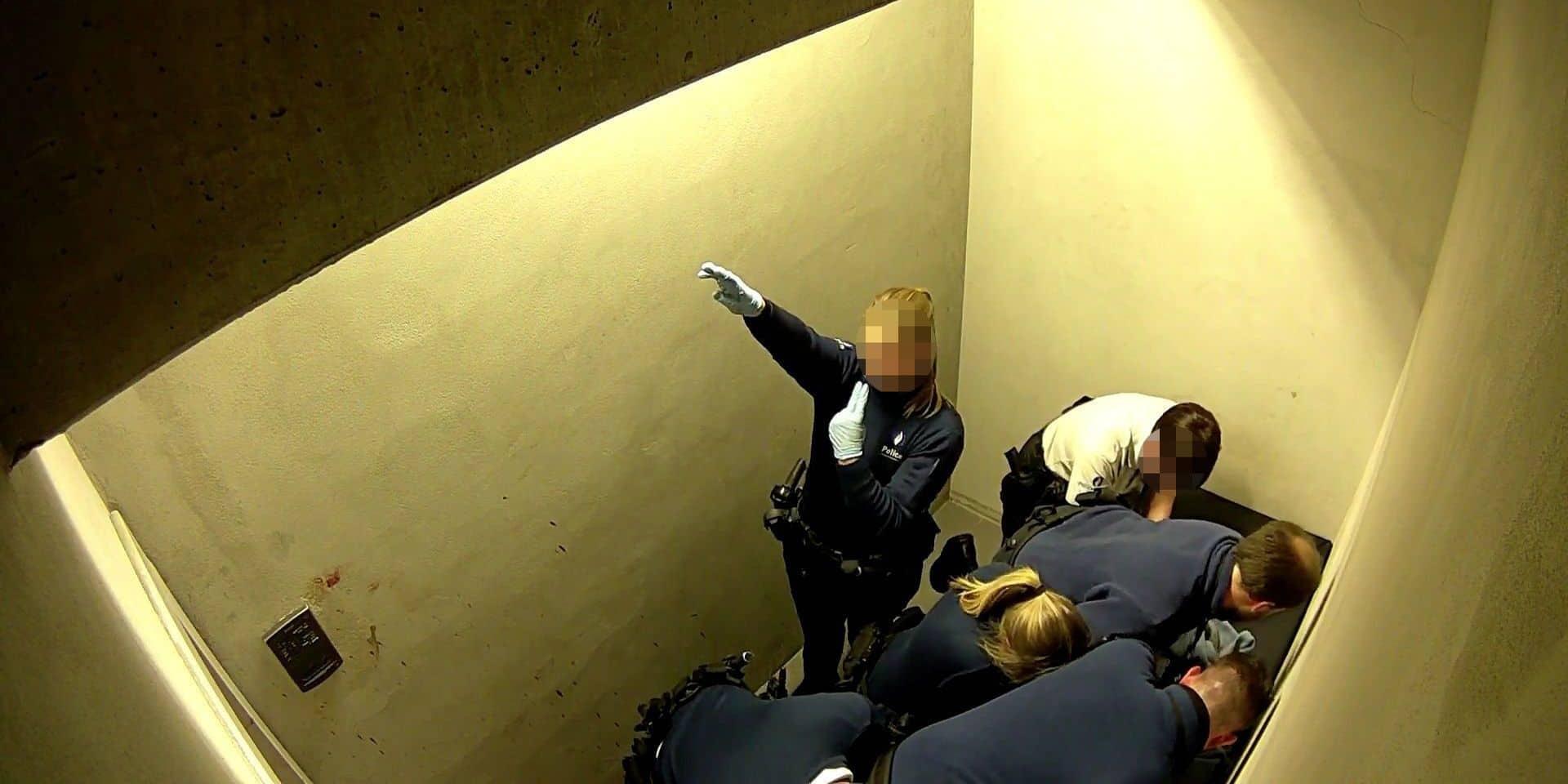 """Décès d'un passager dans une cellule de l'aéroport de Charleroi: """"Il faut laisser la justice faire son boulot"""", selon l'avocate des policiers"""