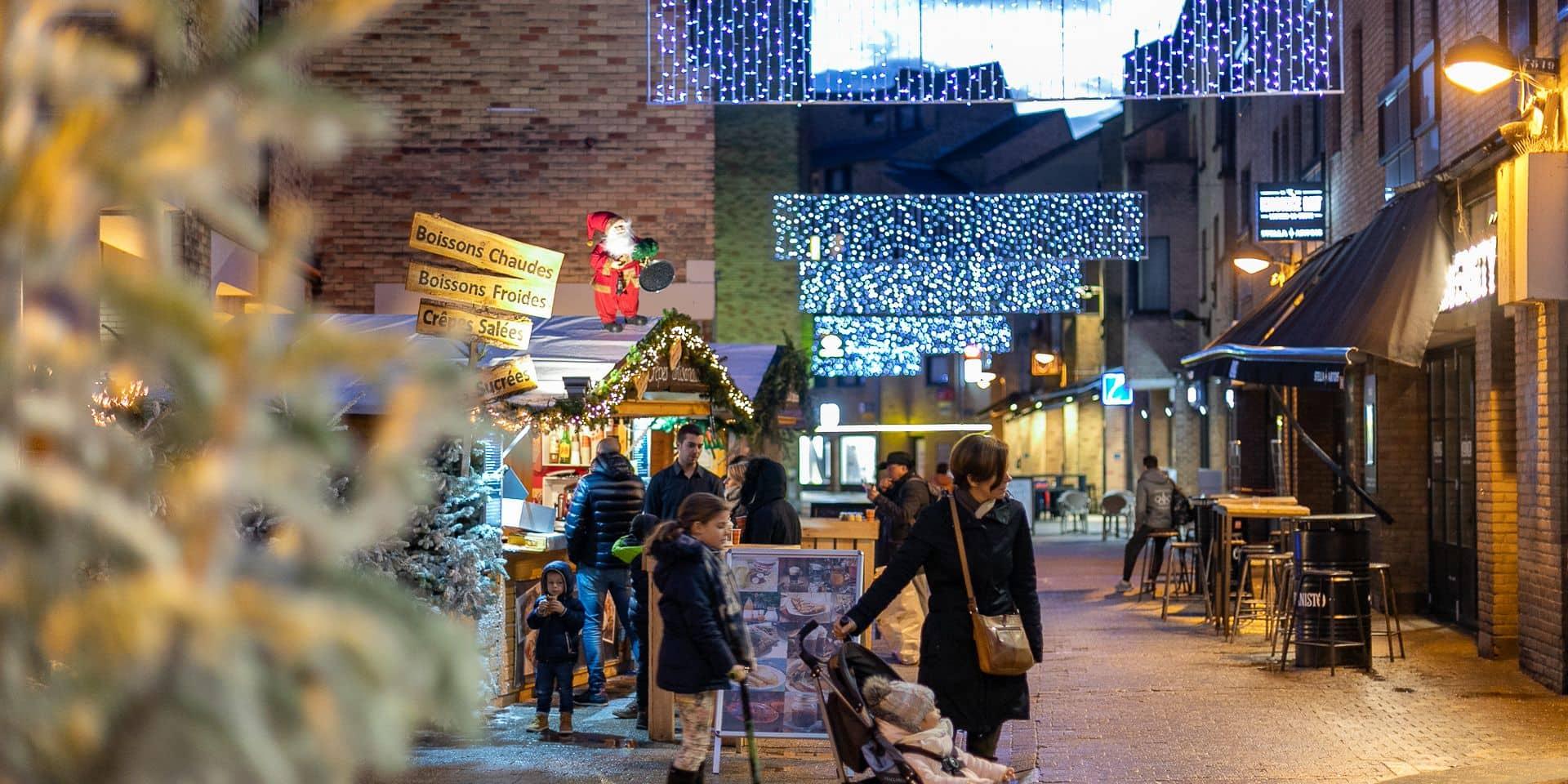 """Le marché de Noël de Louvain-la-Neuve annulé: """"un choix difficile mais raisonnable"""""""