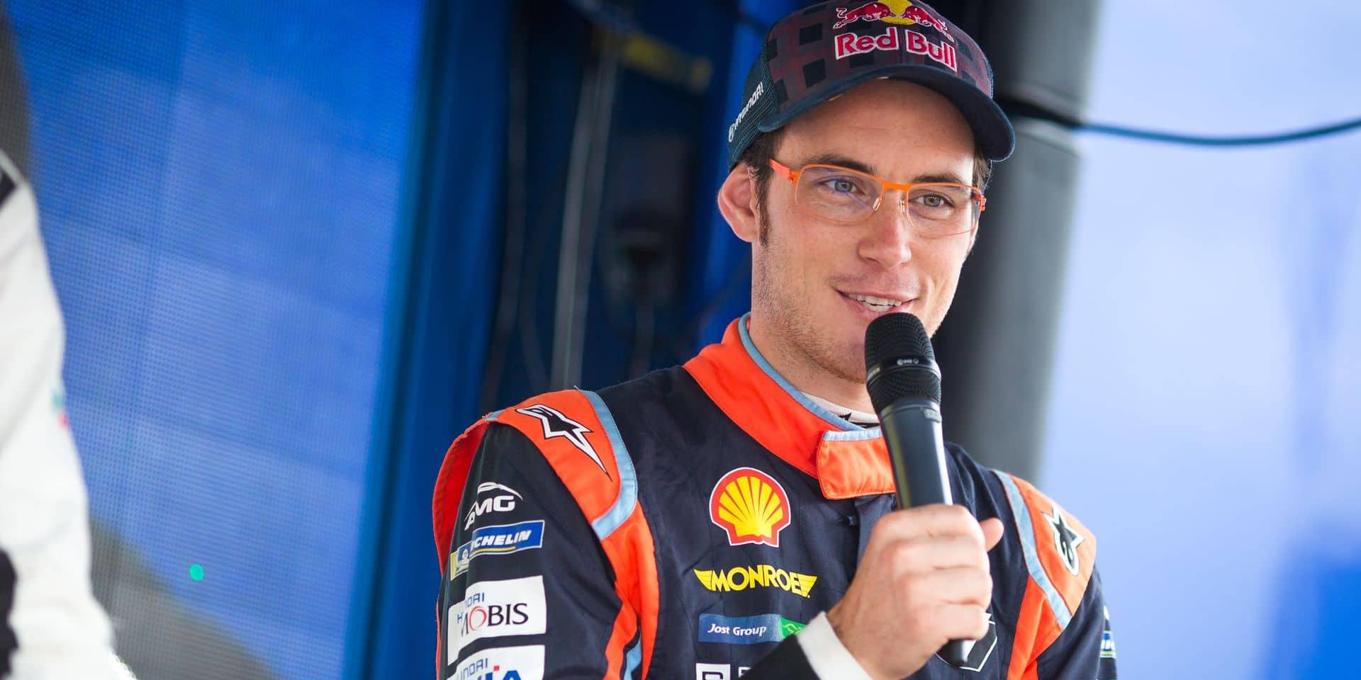 Rallye de Sardaigne après ES5: Mikkelsen mène devant Neuville auteur du dernier scratch