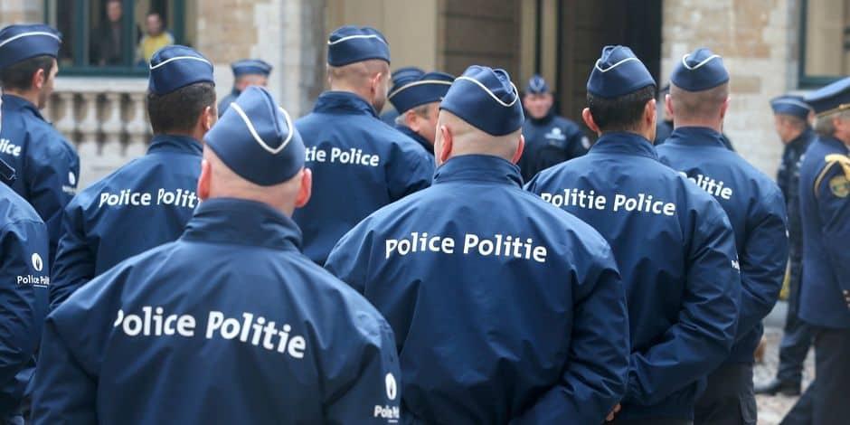 Koekelberg : Un homme qui menaçait des passants avec un couteau a été interpellé