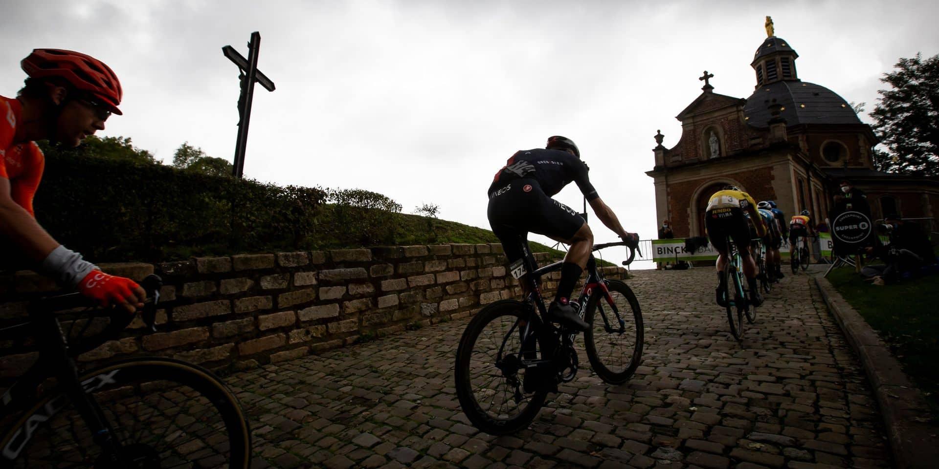 """Vers un retour du Mur de Grammont sur le Tour des Flandres l'an prochain: """"Il ne faut jamais dire jamais"""""""