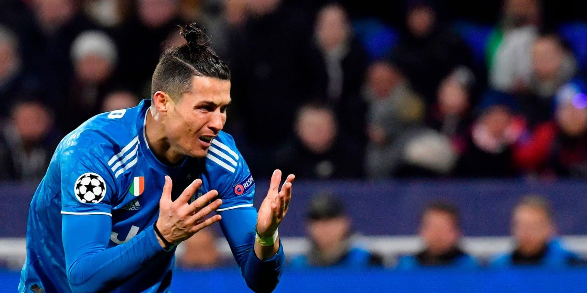 Transfertmarkt bloqué par Cristiano Ronaldo suite à une réévaluation de sa valeur marchande !