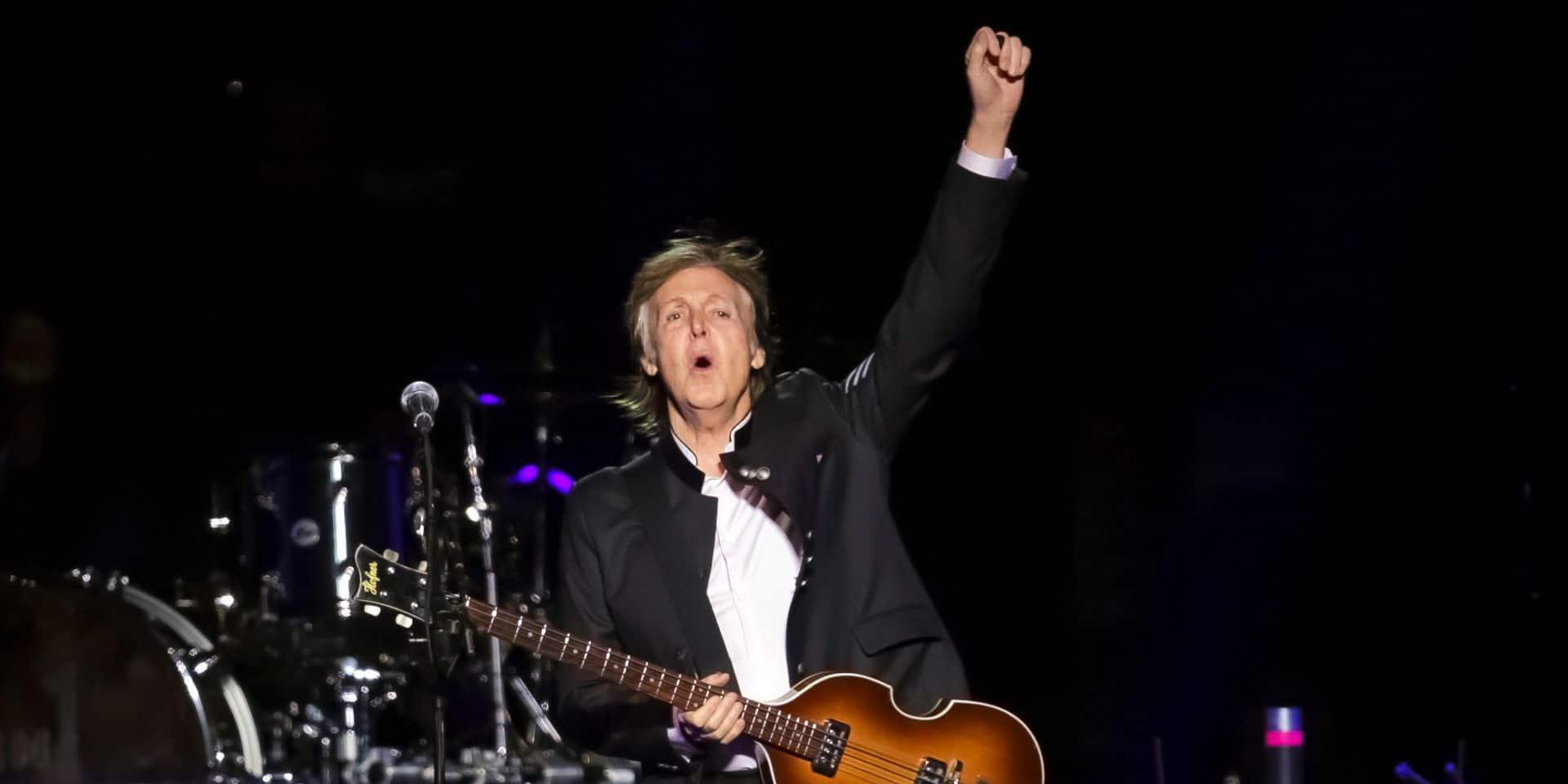 Pour Paul Mccartney, la fin des Beatles, c'est la faute de John Lennon