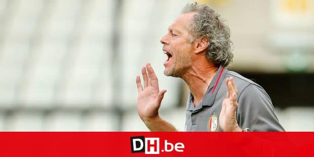 Standard's head coach Michel Preud'homme gestures during a soccer game between Club Brugge and Standard de Liege, the supercup match between the respective champion of the Jupiler Pro League and the Belgian cup winner, Sunday 22 July 2018, in Brugge. BELGA PHOTO VIRGINIE LEFOUR