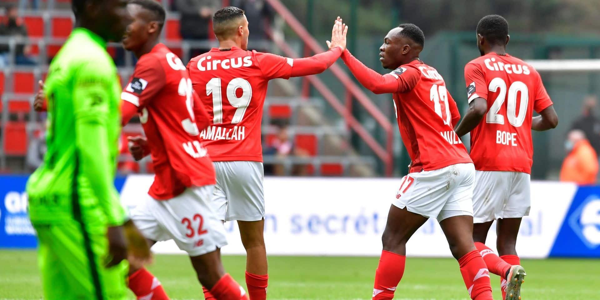 La D1A à 18 a empêché Charleroi et le Standard d'être au repos