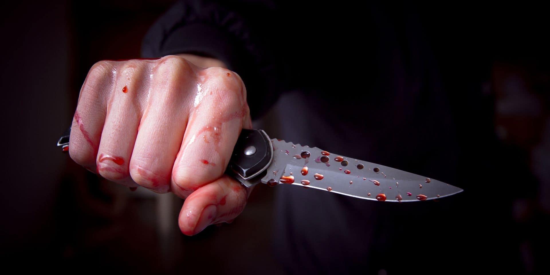 Tentative d'assassinat à Walhain: elle assène plusieurs coups de couteau à son ex, qu'elle poursuit jusqu'à l'hôpital