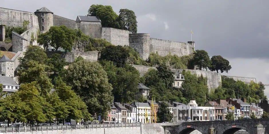 Namur : les rodéos urbains à la Citadelle traqués par la Police