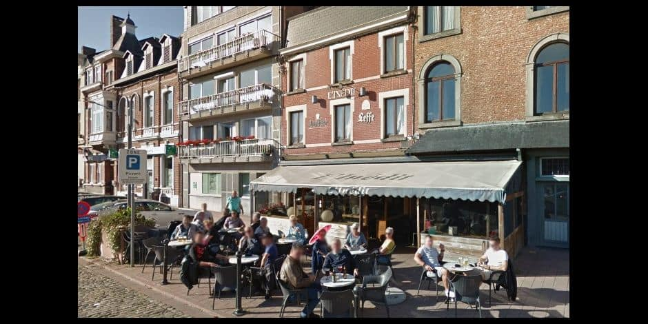 Agression dans un café à Andenne: la serveuse a reçu 12 coups de poing
