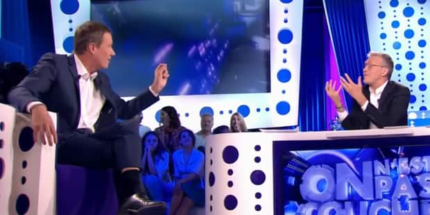 """Gros clash entre Laurent Ruquier et Nicolas Dupont-Aignan dans ONPC: """"Taisez-vous"""" (VIDEO) - La DH"""
