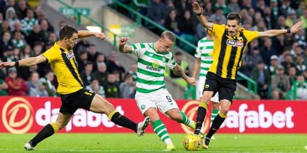 Match nul entre le Celtic et Athènes (1-1): Viktor Klonaridis, auteur du goal grec - La DH