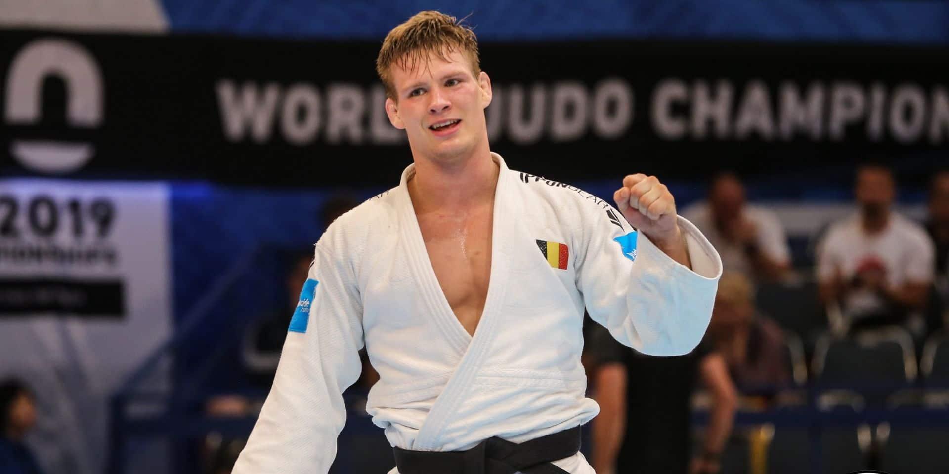 Judo : Matthias Casse en finale pour l'or à l'Euro !