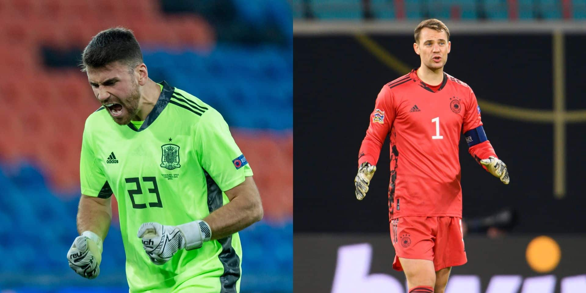 Espagne-Allemagne: un sommet pour deux équipes avec des soucis
