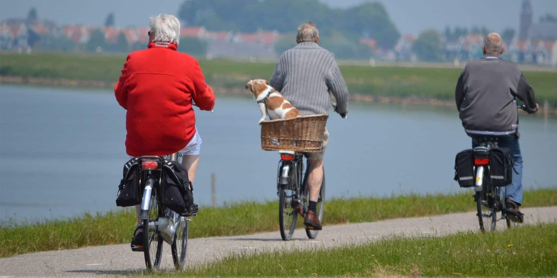 Les seniors belges sont les plus heureux d'Europe