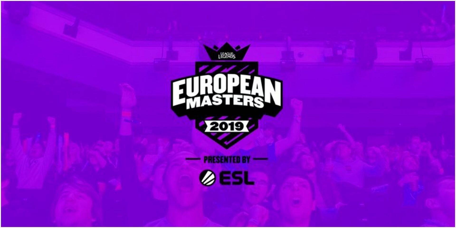 LoL: Defuse Kids représentant du Benelux aux European Masters