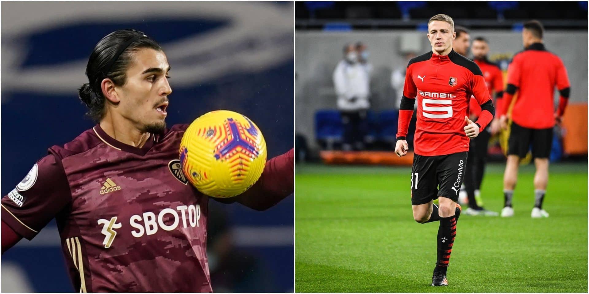 """Roberto Martinez confirme ses discussions avec des naturalisés : """"Struijk penche pour les Pays-Bas, j'ai parlé avec Truffert"""""""
