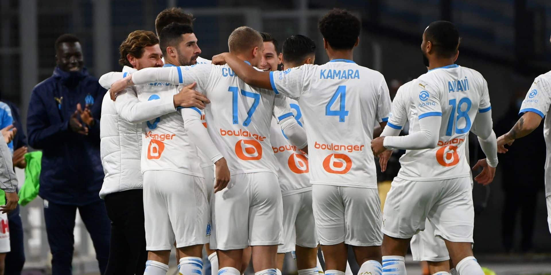 Ligue 1: Marseille soulagé avant l'Europe, Reims inquiet
