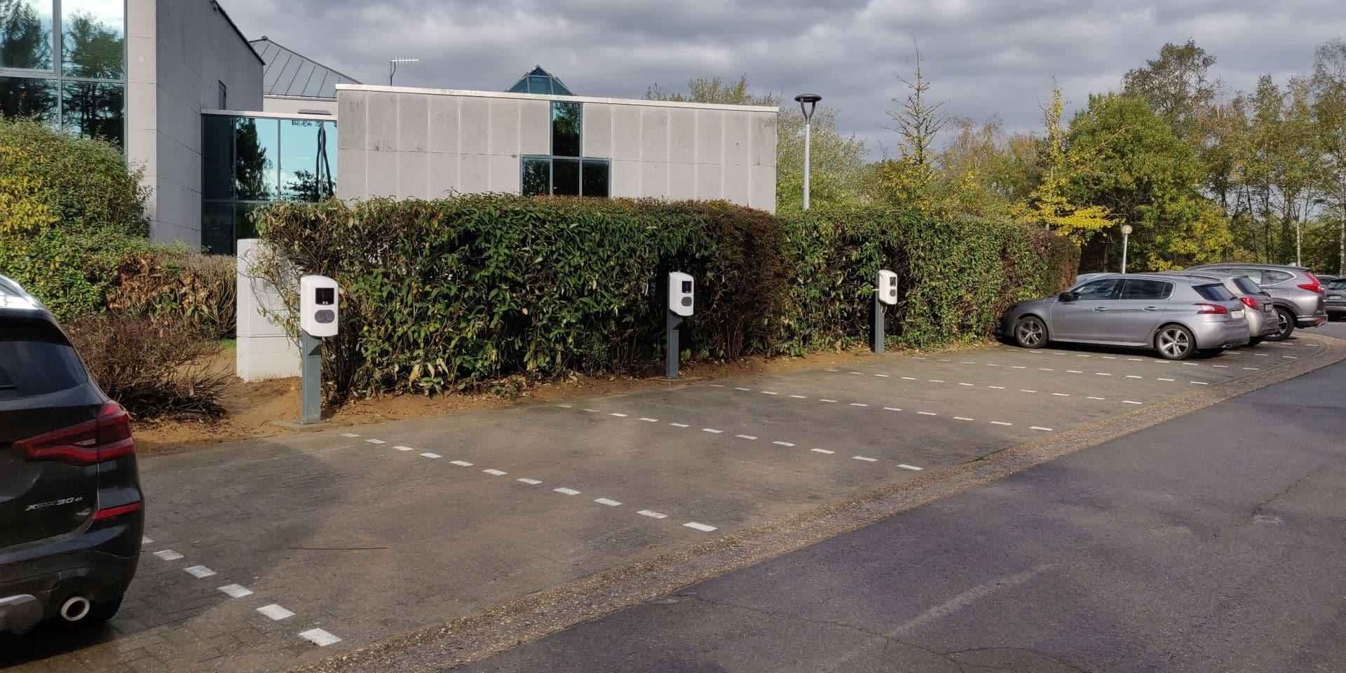Arlon : huit nouvelles bornes de chargement pour véhicules électriques