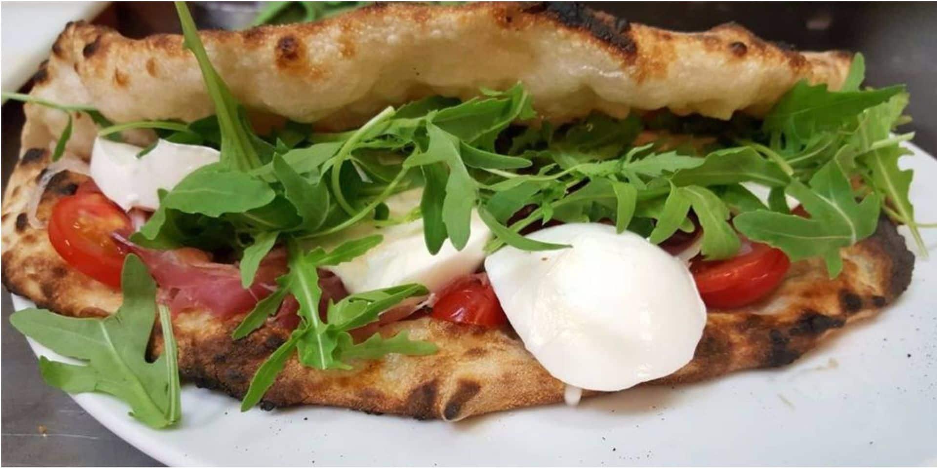Une petite pizzeria bruxelloise, 5e au classement italien des meilleures pizza européennes !