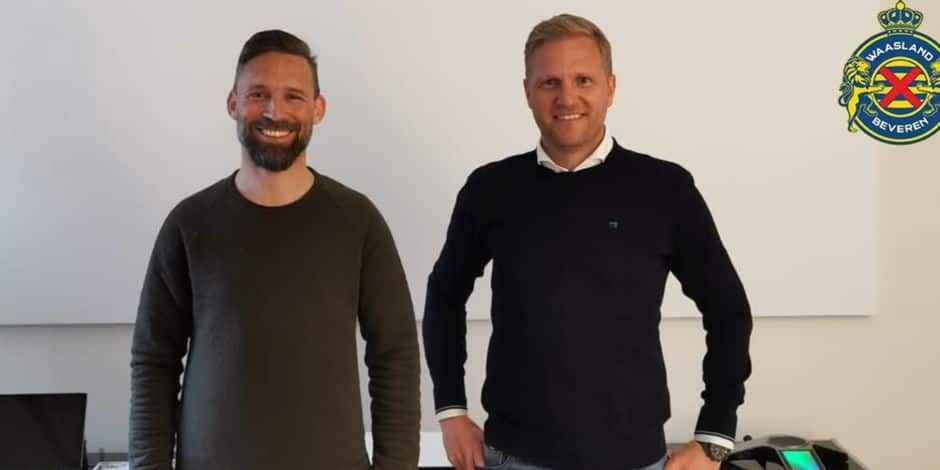 Marc Schneider est le nouvel entraîneur de Waasland-Beveren