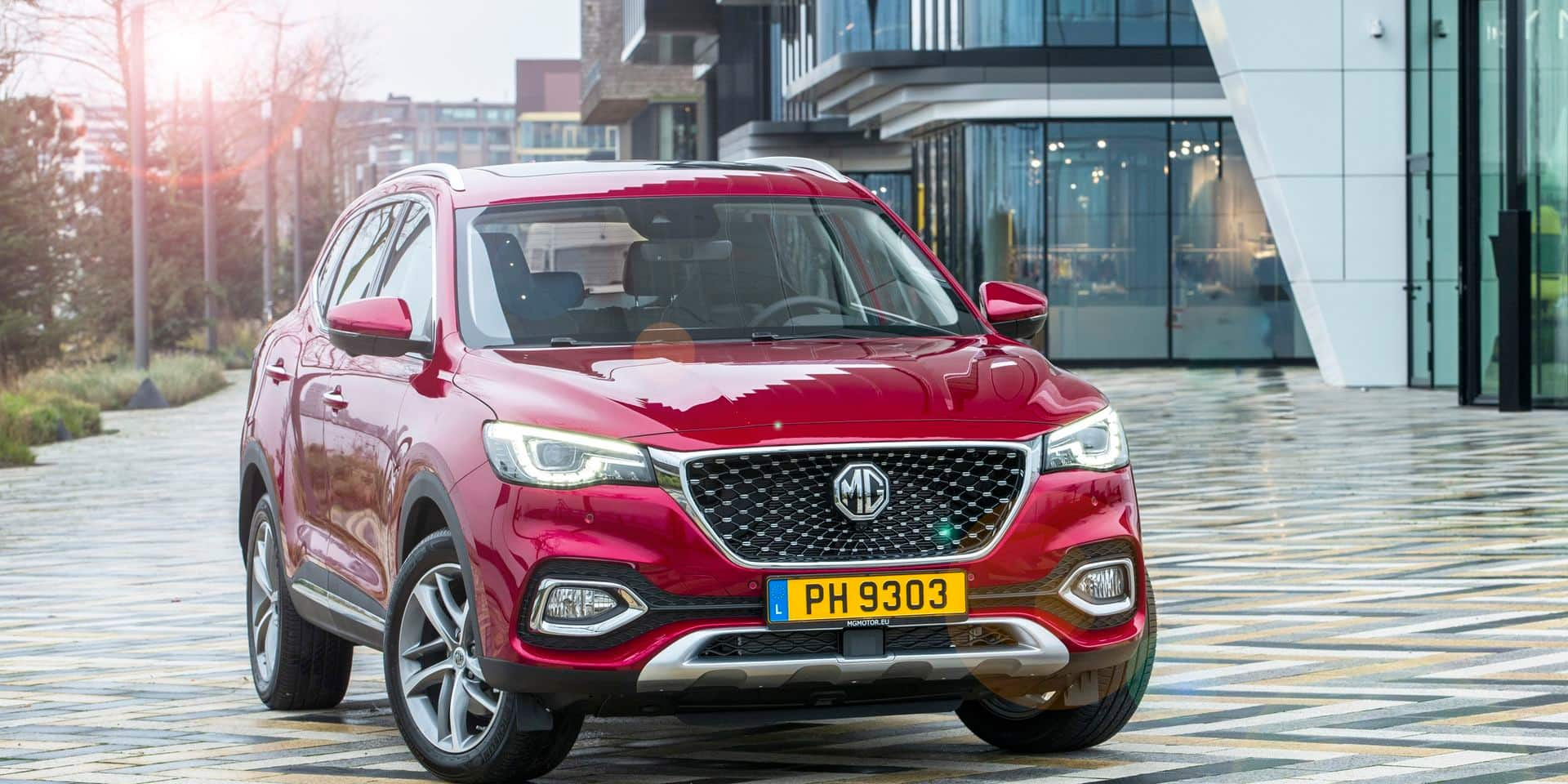 MG lance son second modèle en Europe