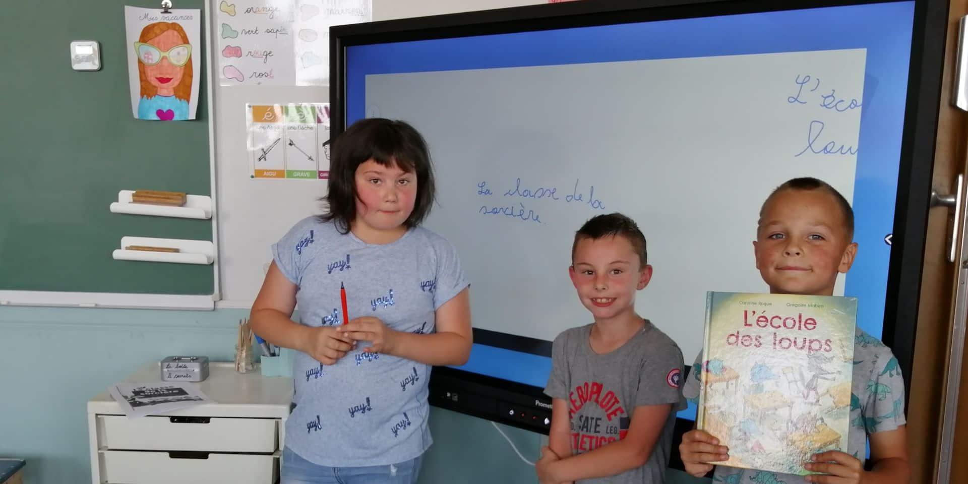 Lessines : L'école Saint-Roch à l'heure du numérique