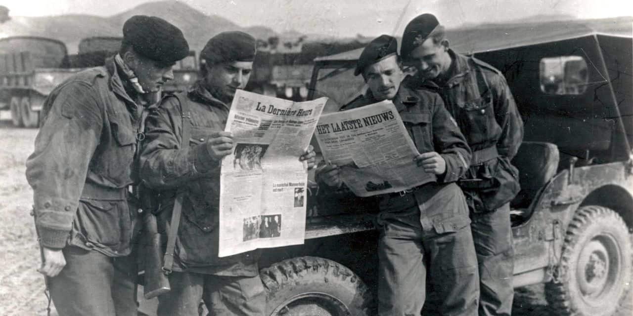 Il y a 70 ans, les troupes belges s'engageaient pour la Corée