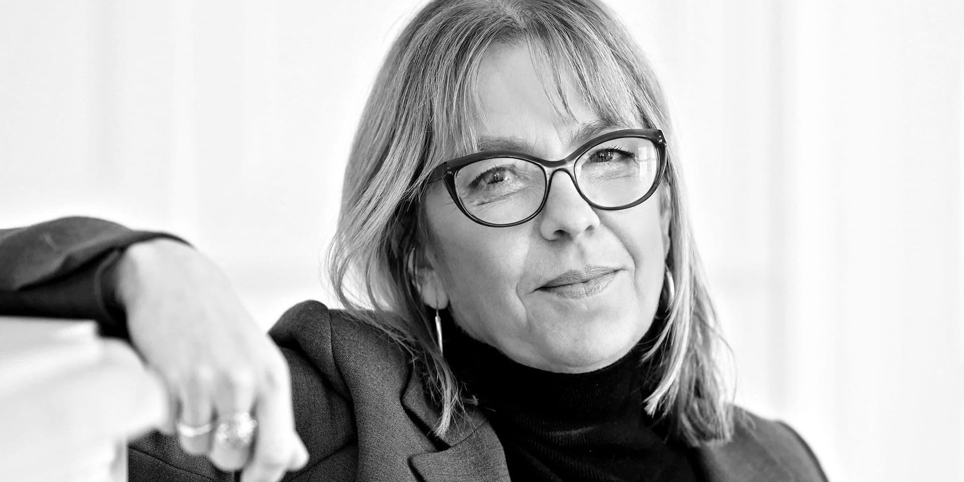 Annemie Schaus est élue rectrice de l'ULB