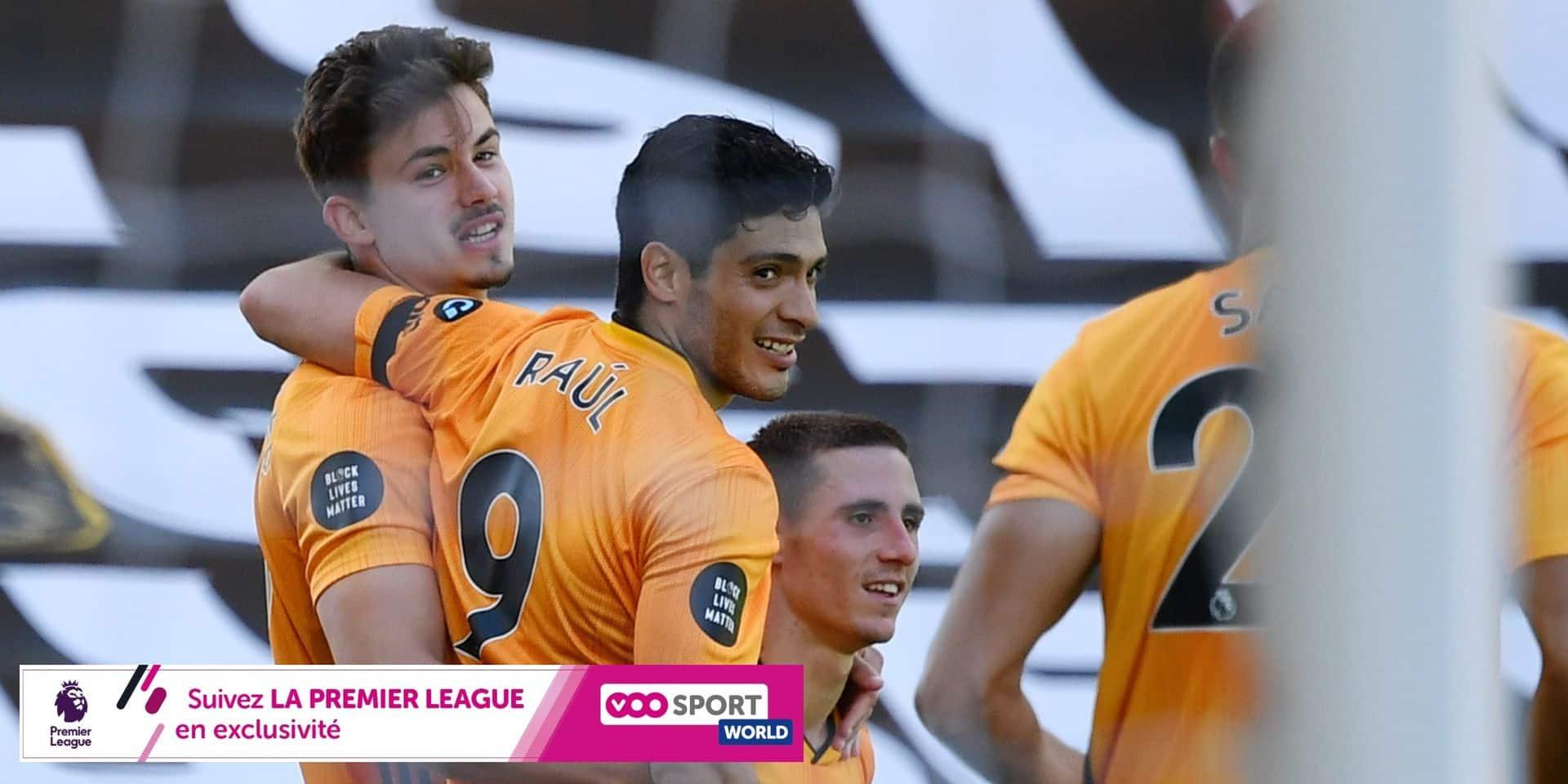 Wolverhampton: les Loups ont toujours les dents longues