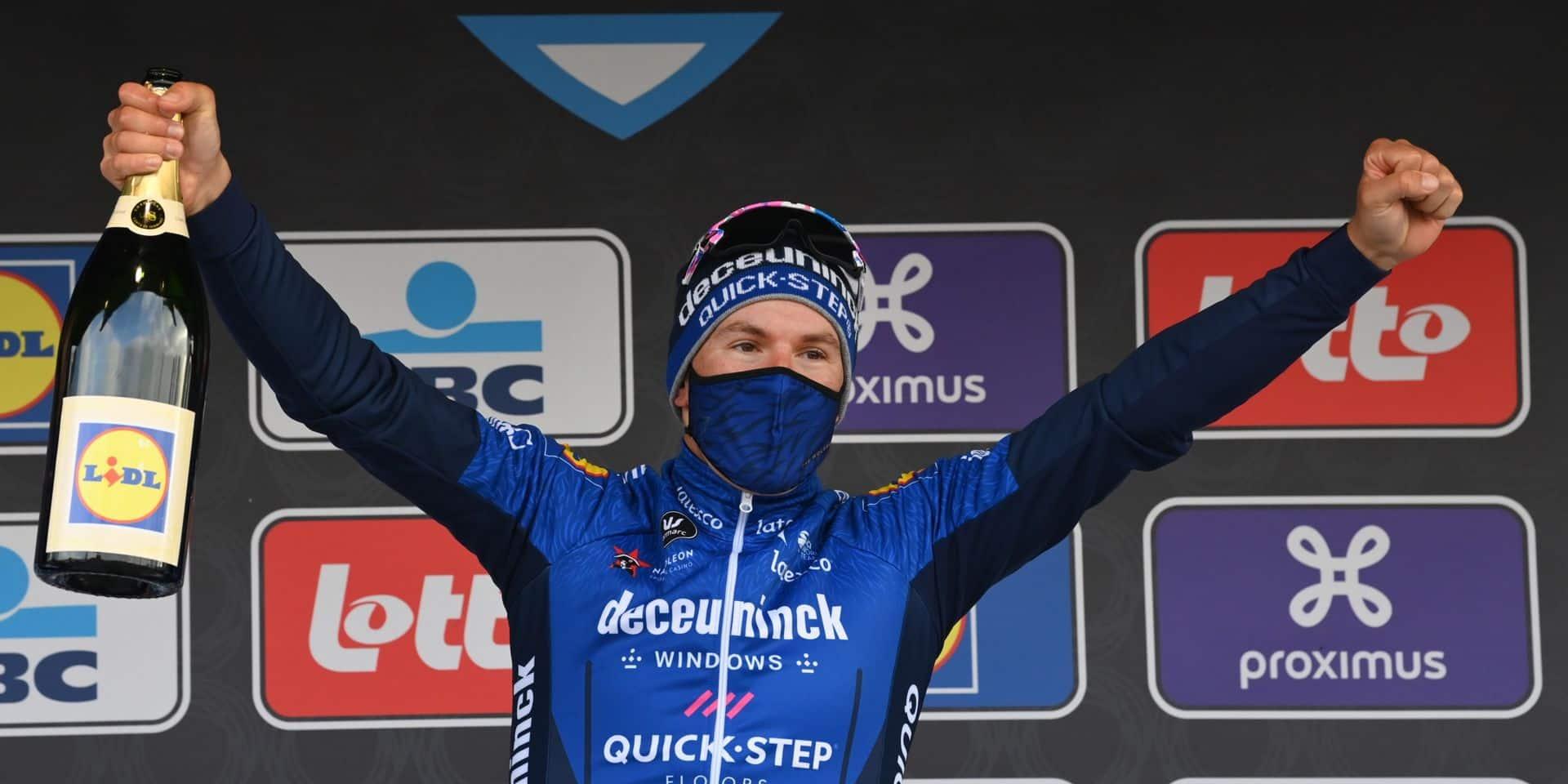 Circuit Het Nieuwsblad: victoire pour Davide Ballerini au sprint !