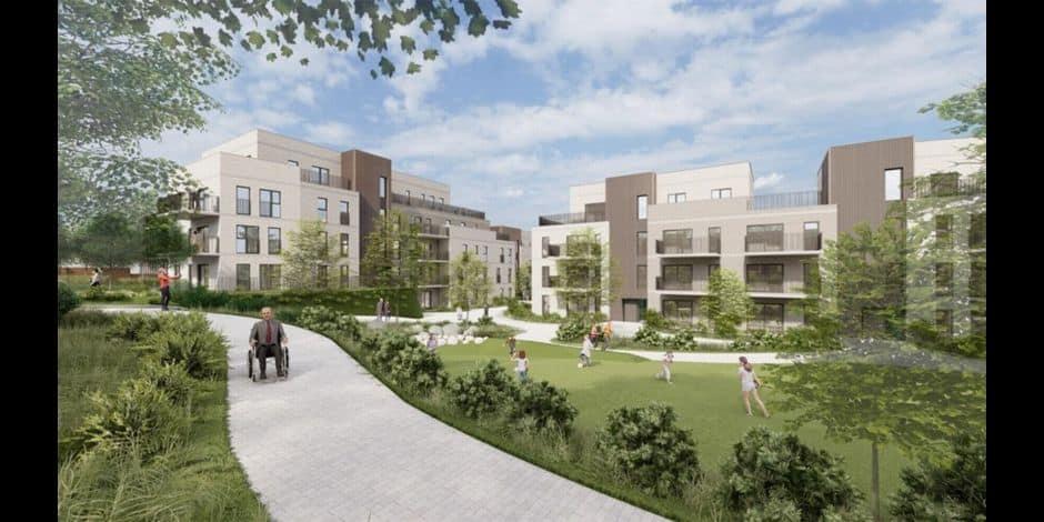 Salzinnes : un futur résidentiel pour l'ancien hôpital militaire