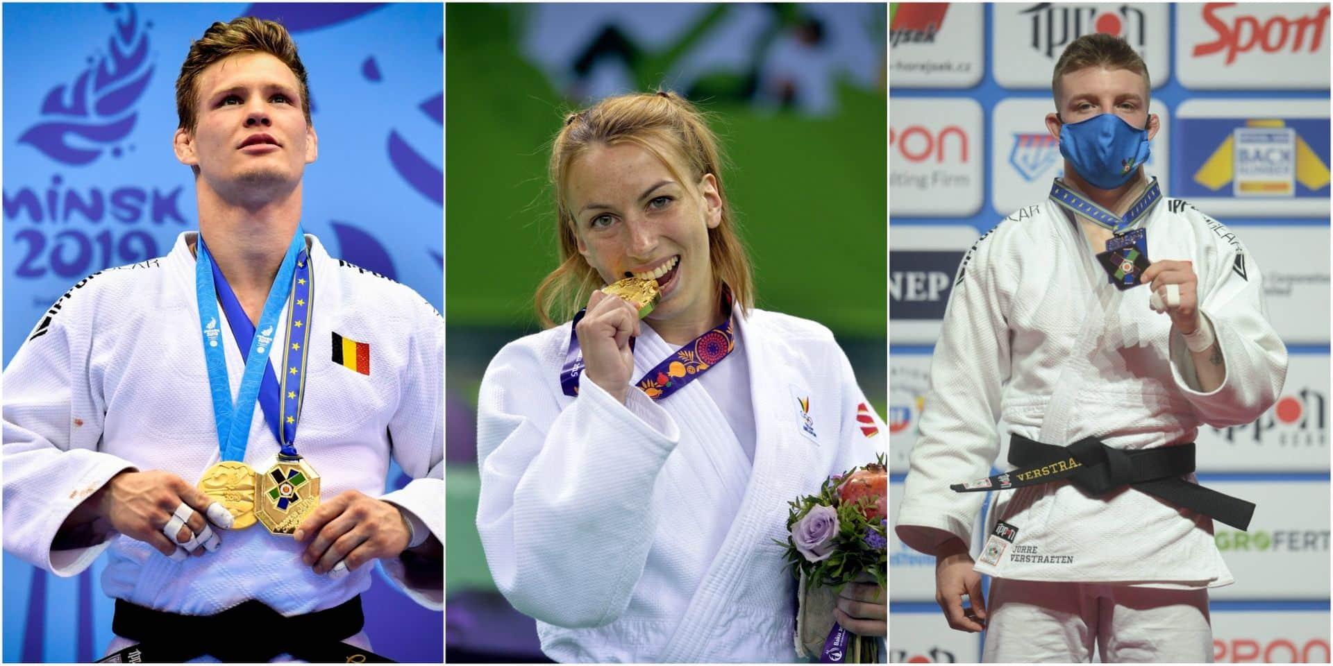 Le sujet que vous avez choisi : quelle ambition pour les judokas belges aux Jeux de Tokyo ?