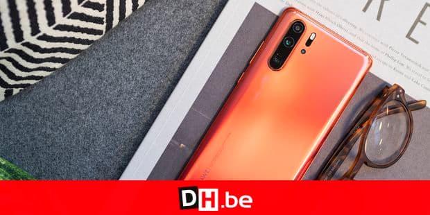Huawei répond du tac-au-tac à Samsung avec un P30