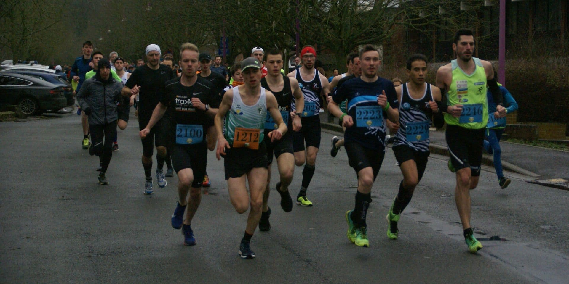 Plus de 500 coureurs au Running Day de Charleroi